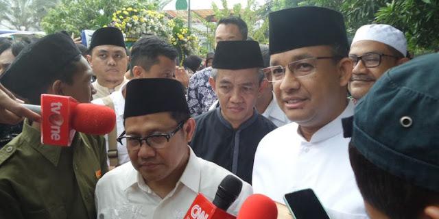 Pakar: Gandeng TGB, Jokowi akan Tumbang Jika Berhadapan dengan Anies-Cak Imin