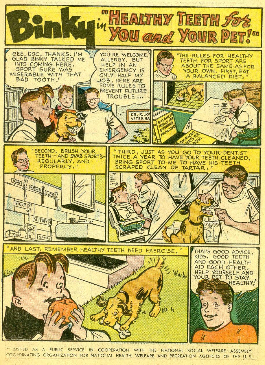 Read online Detective Comics (1937) comic -  Issue #229 - 24