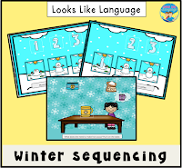 Get a free trial of Boom Cards and have some winter sequencing fun!