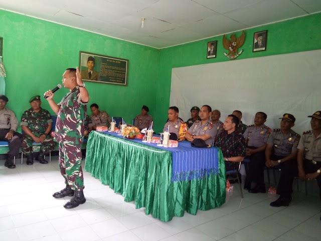 TNI Polri Bersatu, Daerah Dipastikan Kondusif