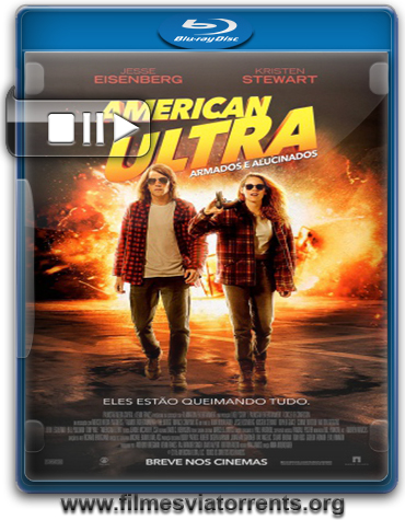 American Ultra – Armados e Alucinados (American Ultra) Torrent – BluRay Rip 720p Legendado (2015)