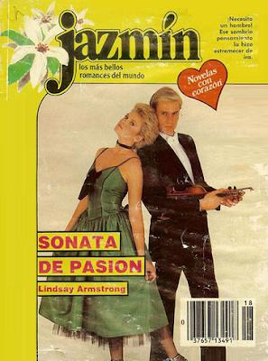 Lindsay Armstrong - Sonata De Pasión