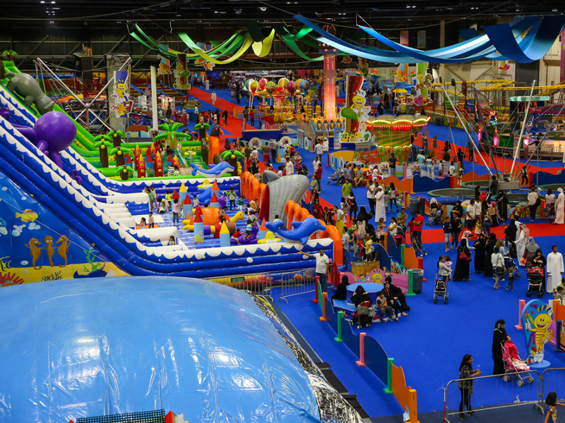 أماكن ألعاب للأطفال في دبي مدونة سياحة