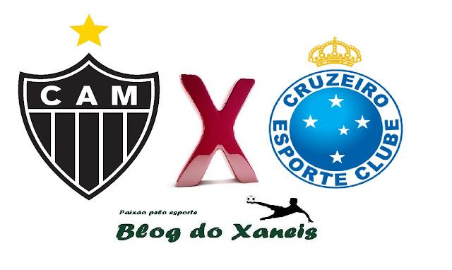 Atlético x Cruzeiro ao vivo - Final Campeonato Mineiro