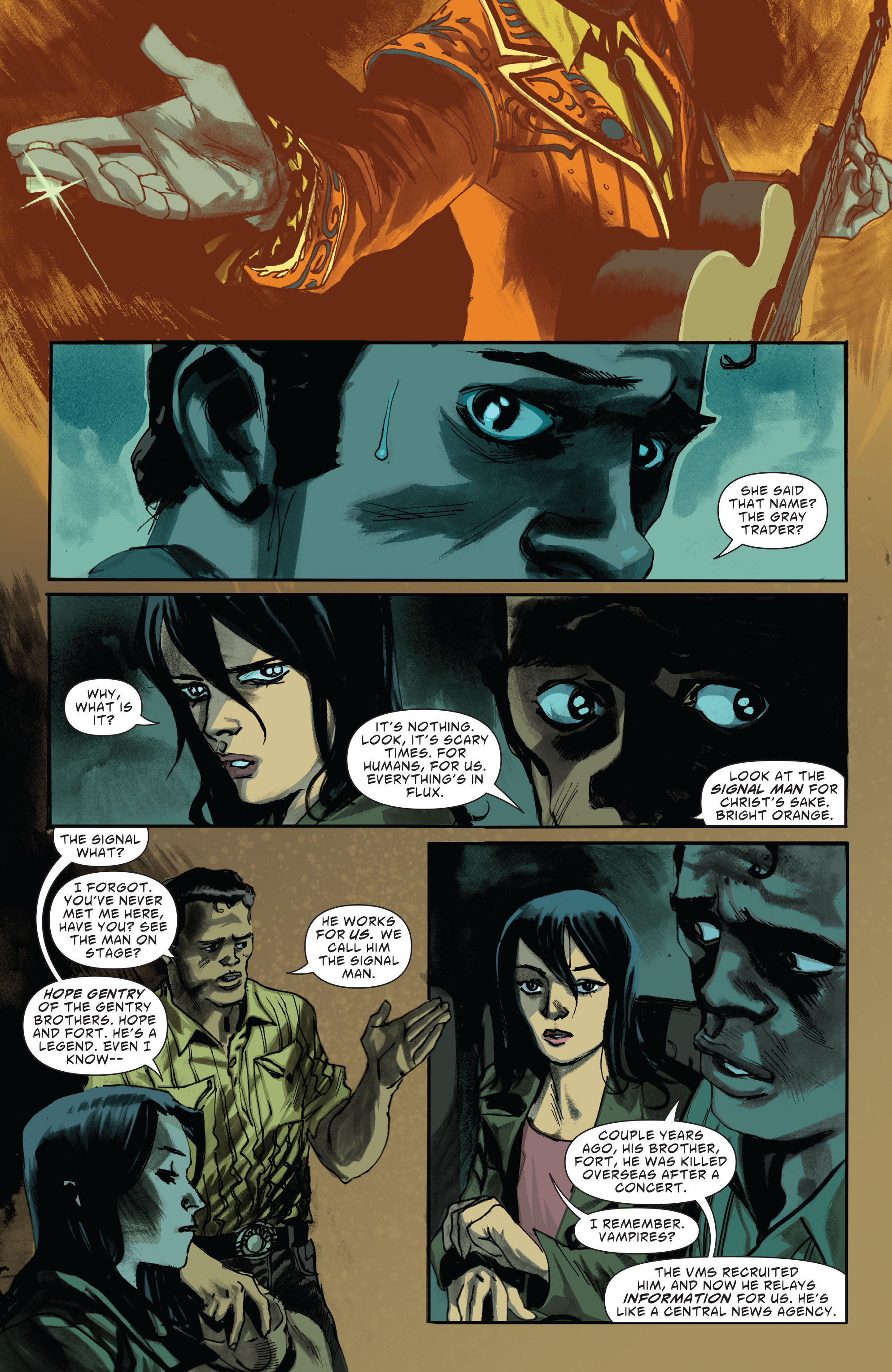 Read online American Vampire: Second Cycle comic -  Issue #2 - 6