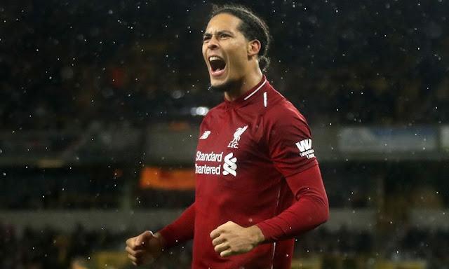 Van Dijk: Liverpool Layak Dapat Piala