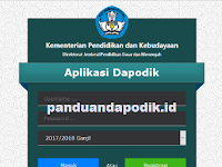 Tanya Jawab Seputar Implementasi Aplikasi Dapodikdasmen Versi 2018