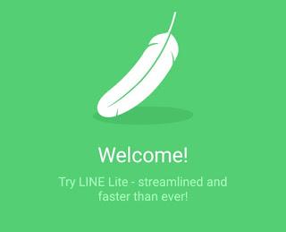Download LINE Lite [APK]