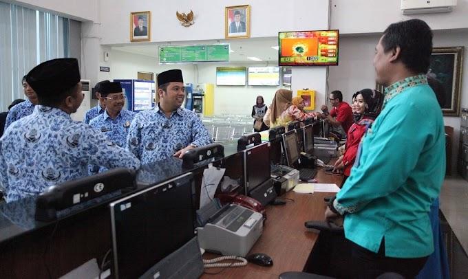 RSUD Kota Tangerang Tambah Ruang Rawat