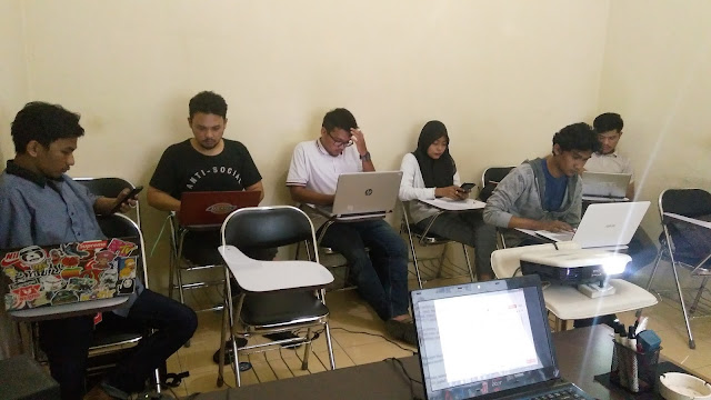 Buka Institute Bersama Wahyu Blahe Guru SEO Medan