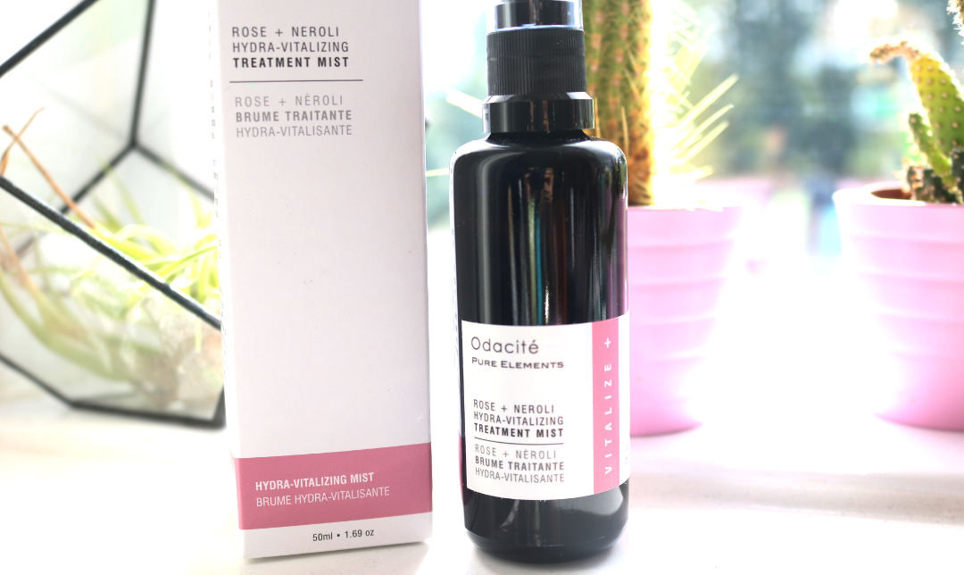 Odacité Rose & Neroli Hydra-Vitalizing Treatment Mist