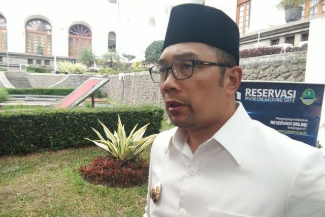 Kasus Grup FB Gay di Garut, Ridwan Kamil Prihatin