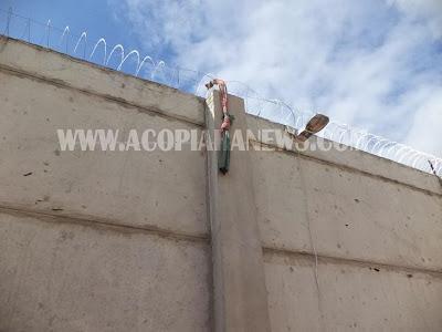 Detentos fogem da Cadeia Pública de Acopiara