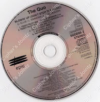 Quo - (1994) Blowin Up (Don't Stop The Music) (CDS)