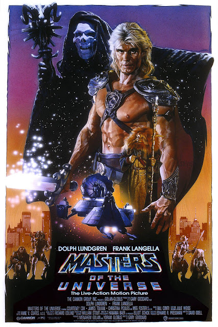Masters of the Universe I dominatori dell'universo film 1987