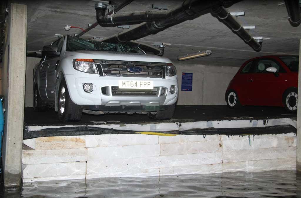 Car Floor Flooded TheFloorsCo