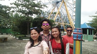 labersa theme park pekanbaru Riau