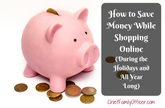 How to Save Money While Shopping Online This Holiday Season (and All Year Long)
