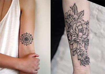 Las mejores partes del cuerpo para hacerte un Tatuaje