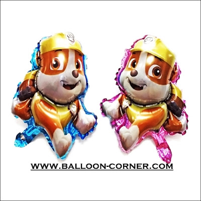 Balon Foil Dogs Patrol Mini