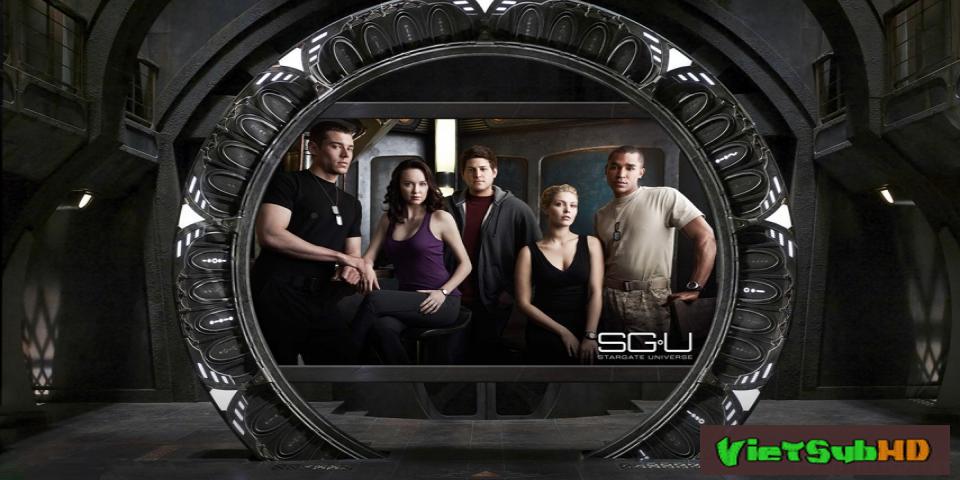 Phim Cánh cổng vũ trụ (Phần 2) Hoàn tất (20/20) VietSub HD | SGU Stargate Universe (Season 2) 2010