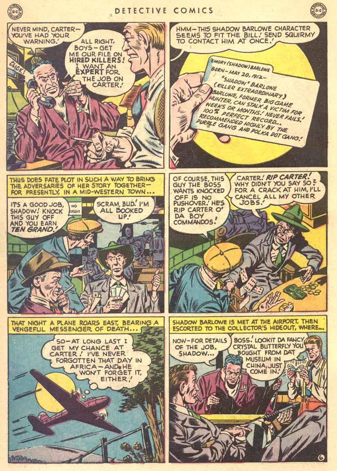 Read online Detective Comics (1937) comic -  Issue #147 - 41