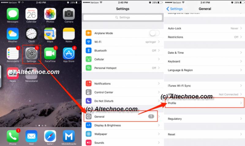 تطبيق iFile بدون جلبريك على iOS 9, 10 و الإصدارات الأحدث