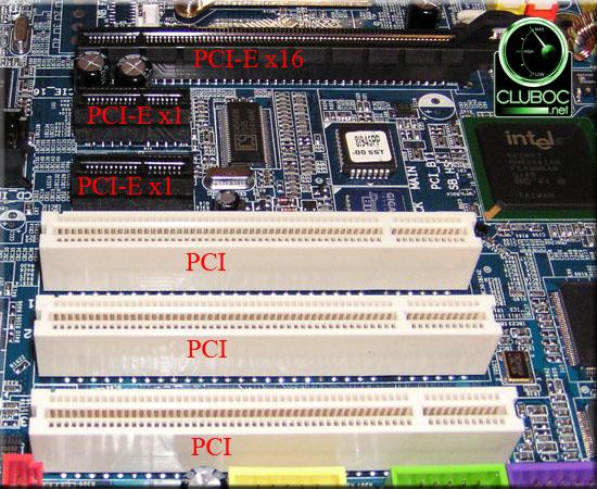 Pci Slots Computer S Technology