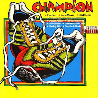 OPDK¹: Various - Champion (Steely & Clevie LP, 1990)