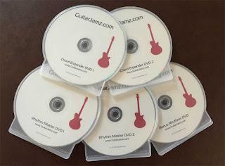Marty schwartz's dvd collection guitarjamz premium lessons.