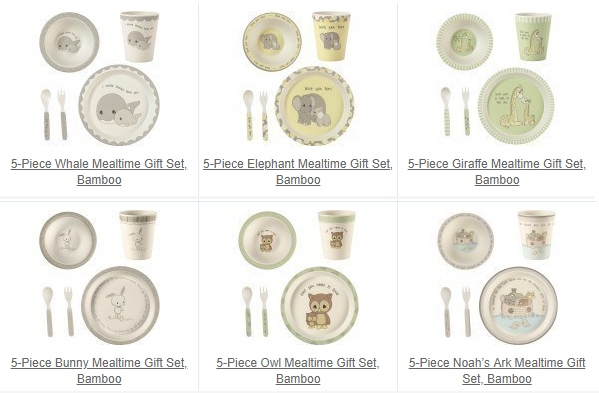 Mealtime Set Giveaway Contest image