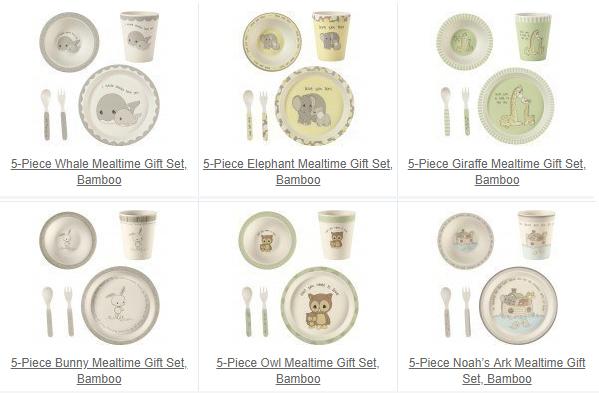 Mealtime Set Giveaway Contest image