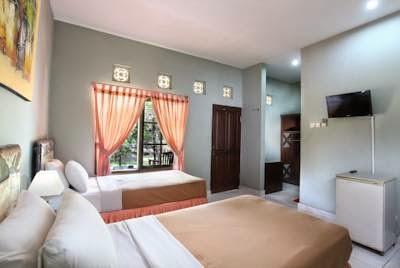 Sari Bali Cottage - hotel murah di kuta bali
