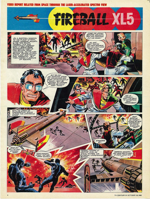 Read online TV Century 21 (TV 21) comic -  Issue #93 - 4
