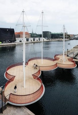 "جسر ""سيركلبروين"" لـ Olafur Eliasson"