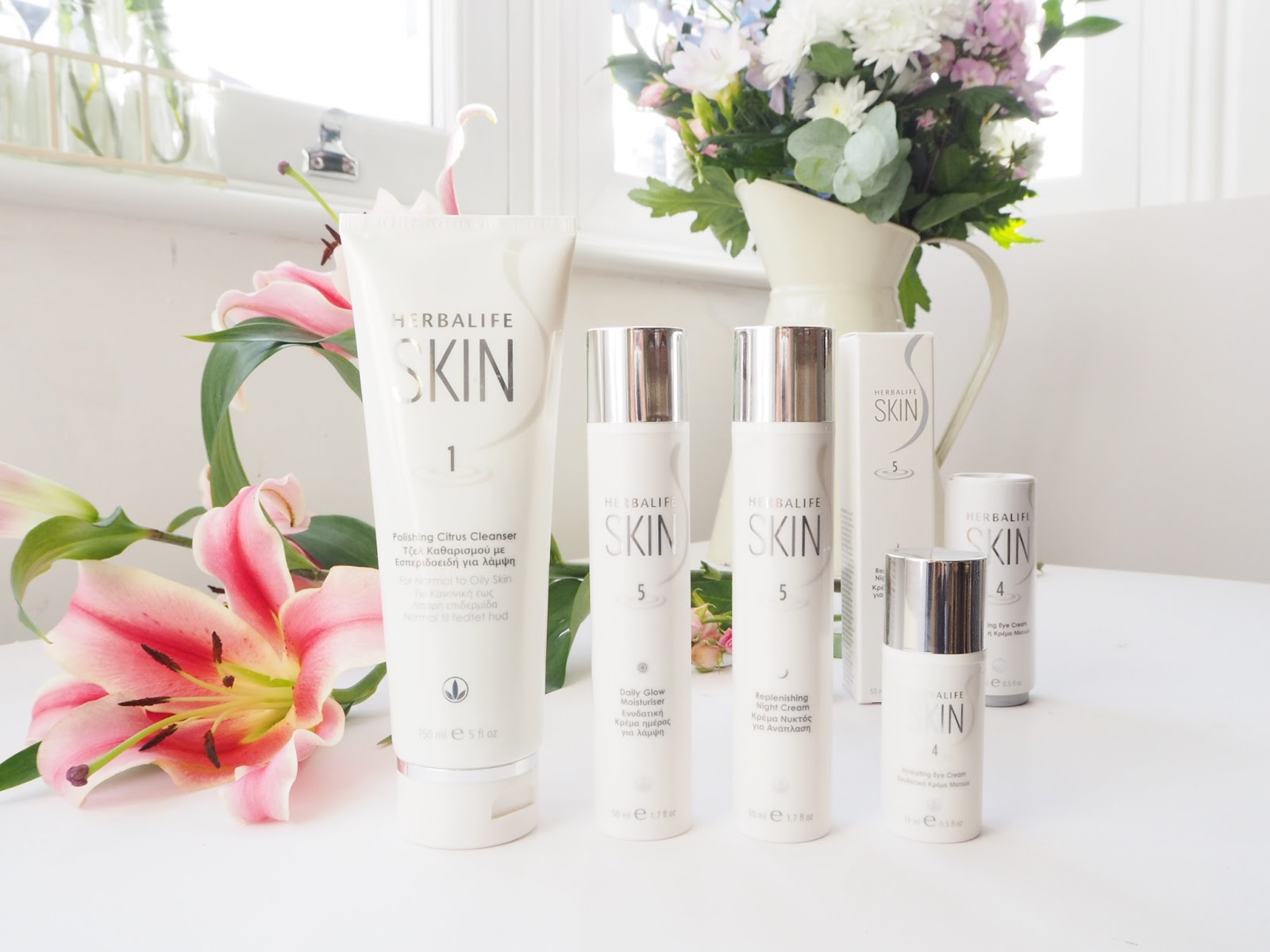Care herbal life product skin - In My Ongoing Quest For Perfect Skin Over The Past 6 Weeks I Ve Been Using Some Products From Herbalife Skin A Brand That Promises Fast Results For