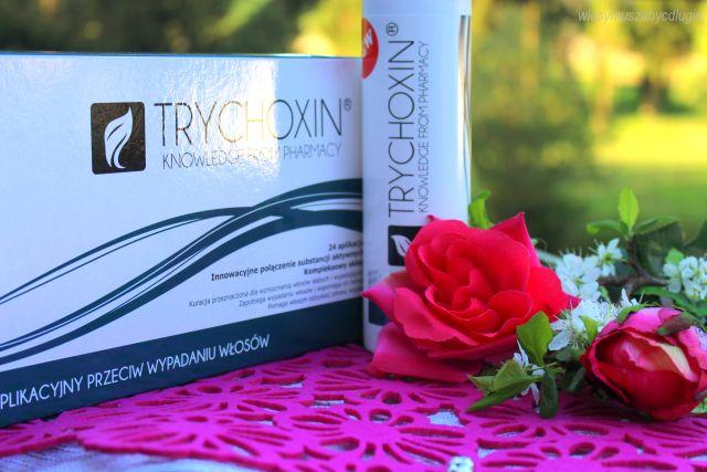 Trychoxin – Kuracja przeznaczona dla wzmocnienia włosów słabych i wypadających