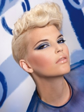 Hairspray and Stilettos UNDERCUTS AND MOHAWKS ARE HOT