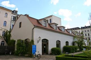 Remise am Mendelssohn-Haus