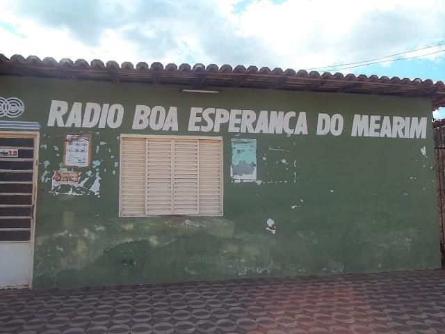 Resultado de imagem para radio boa esperança do mearim