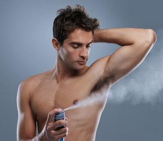 cara mengatasi bau ketiak