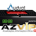 Audisat K30 Aventador Nova Firmware V2.0.25 - 07/01/2019