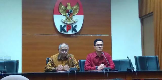 KPK: Total Dana Suap RAPBD Jambi Rp 16,34 Miliar
