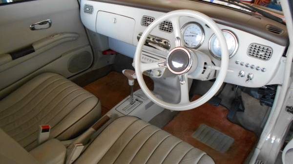 Daily Turismo Almost Legal 1991 Nissan Figaro