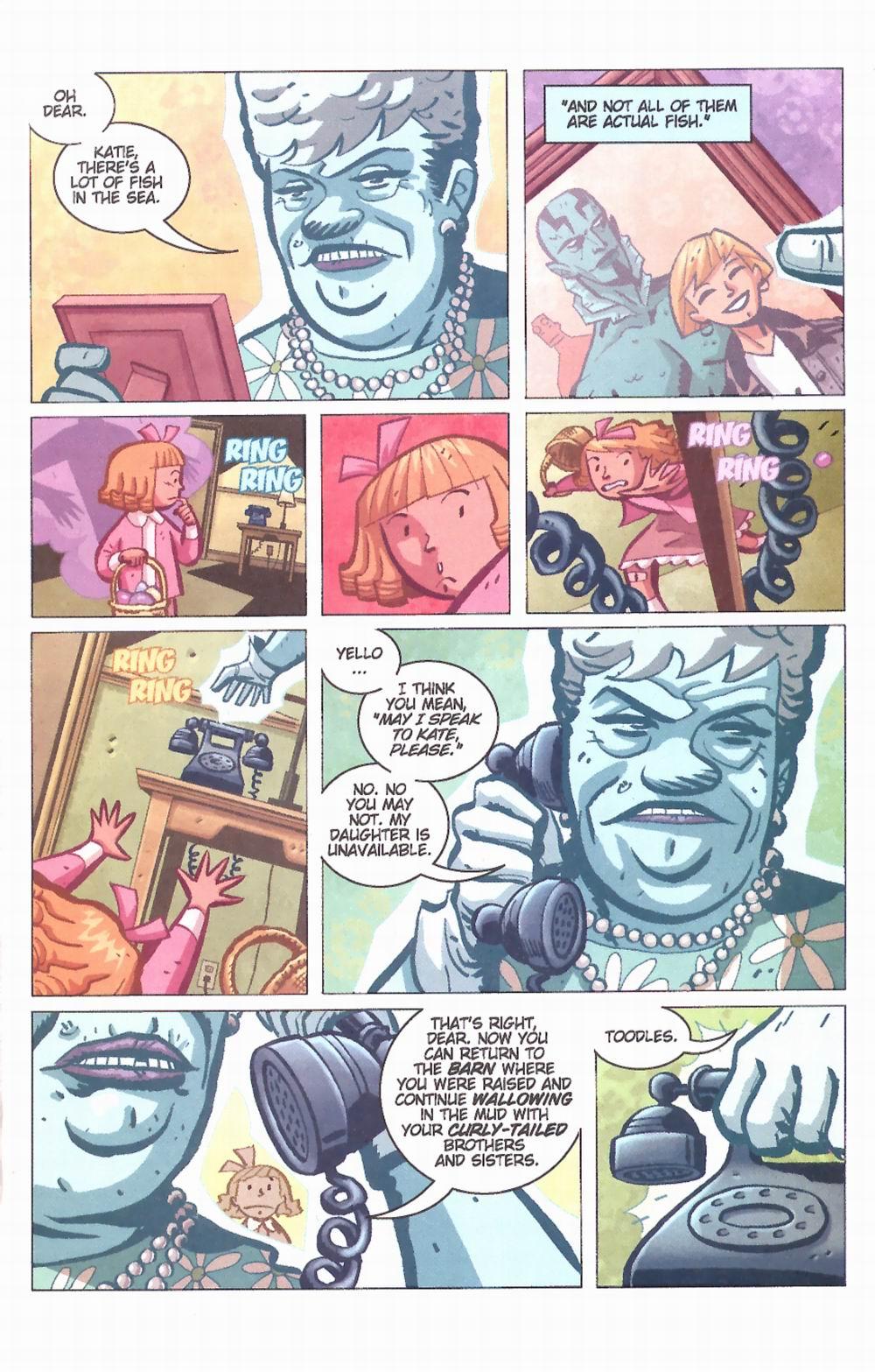 Read online Hellboy: Weird Tales comic -  Issue #2 - 23