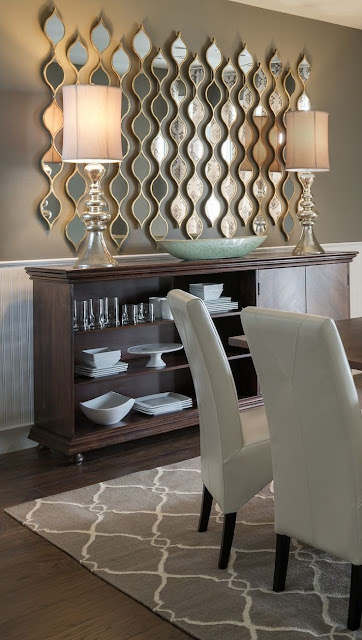 Recommendations for Decorating a Dining Room Wall