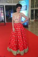 Mahima in beautiful Red Ghagra beigh transparent choli ~  Exclusive 149.JPG