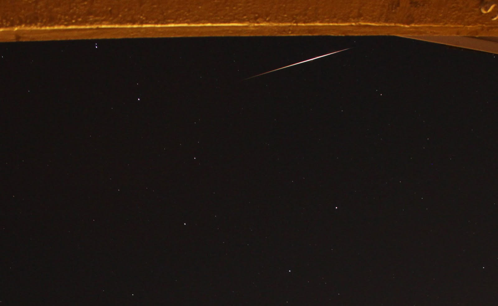 Camelopardalids meteor