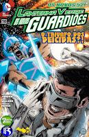 Os Novos 52! Lanterna Verde - Os Novos Guardiões #30