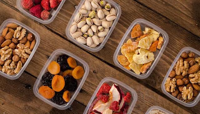 5 полезных перекусов, которые помогут снизить вес